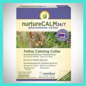 Nurturecalm Calming Collar Cats