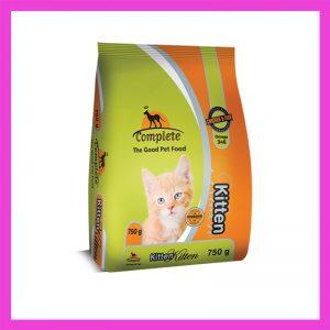 Complete Kitten Food 750g