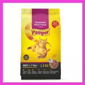 Pamper Gourmet Adult Cat Food