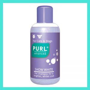 Purl Advanced Show White Dog & Cat Shampoo 250ml