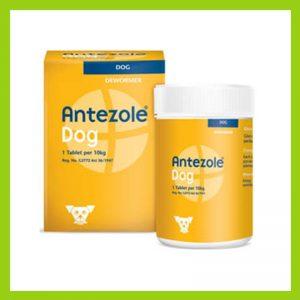 Antezole Dog Tablets 50's