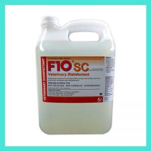 F10 SC Veterinary Disinfectant 5L