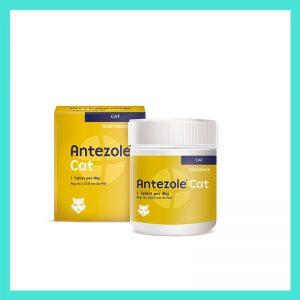Antezole Cat Tablets 20's