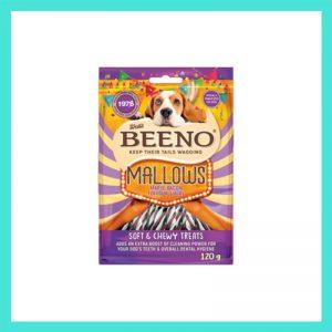 Beeno Mallows Maple & Bacon Flavoured Swirls 120g