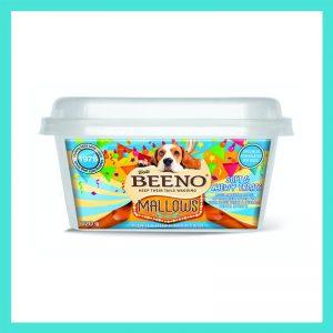 Beeno Mallows Peanut butter Flavoured Swirls 320g