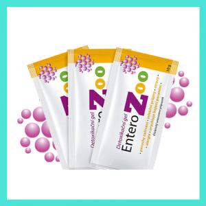 EnteroZOO Detoxication gel 15x10g